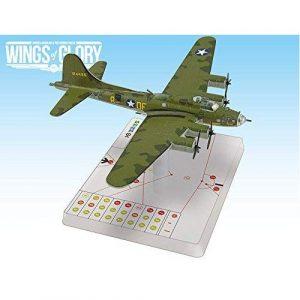 Wings of Glory: (Memphis Belle) B-17F