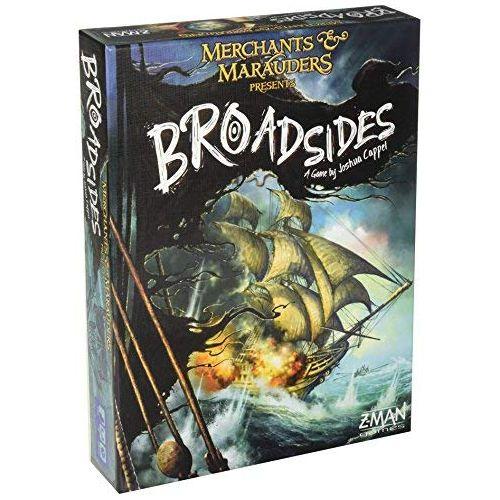 Merchants and Marauders: Broadsides! (Standalone)