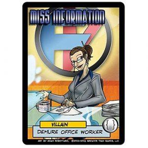 Miss Information Mini Expansion: SOTM