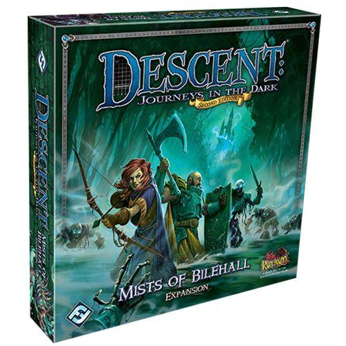 Mists of Bilehall: Descent