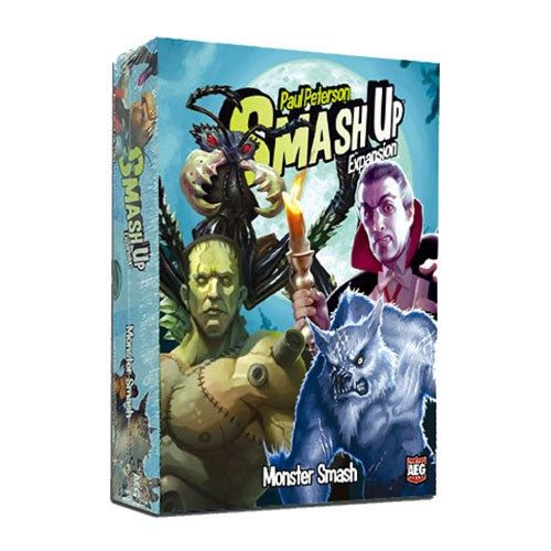 Monster Smash: Smash Up Exp.4