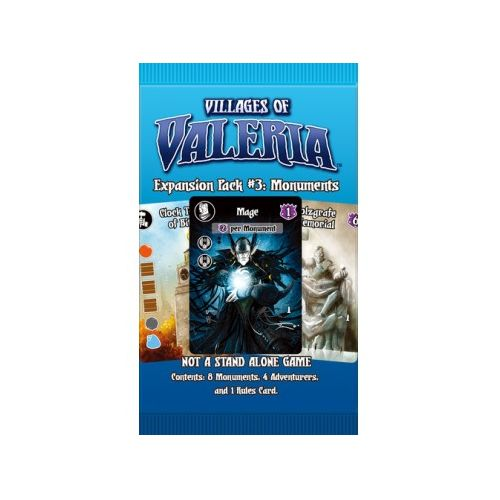 Monuments: Villages of Valeria Expansion 2