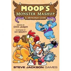 Moops Monster Mashup Deluxe