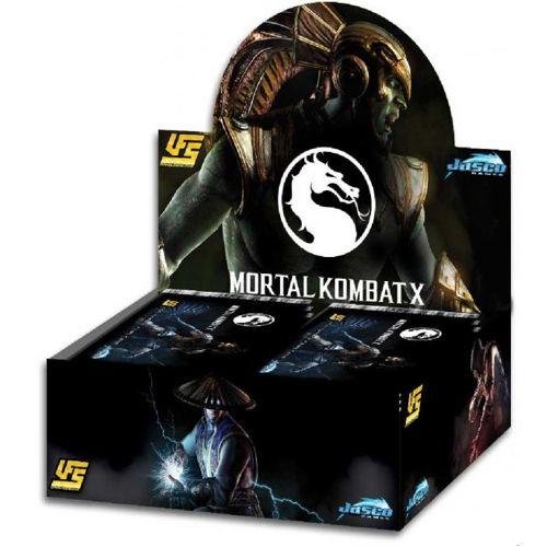 Mortal Kombat X CCG (UFS): Booster Box