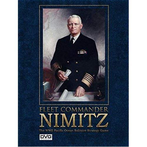 Mounted Battle Board: Fleet Commander Nimitz