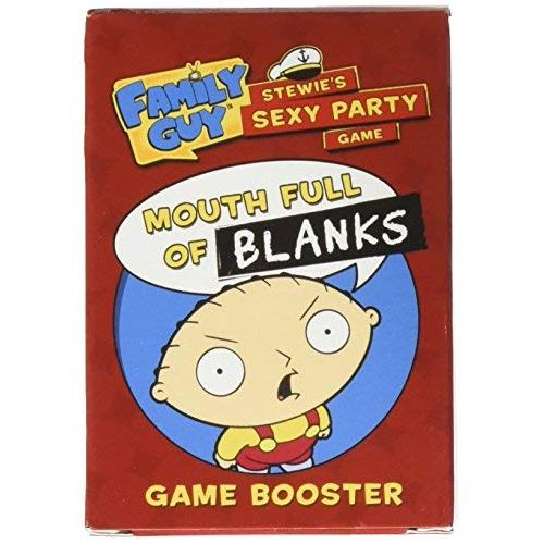 Mouth Full of Blanks: Family Guy: Stewie's Sexy Party Game Exp