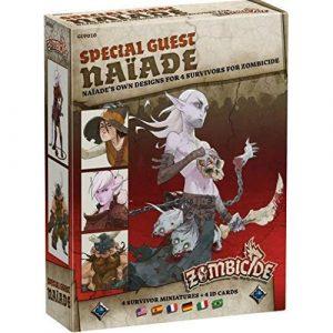Naiade Special Guest: Zombicide Black Plague