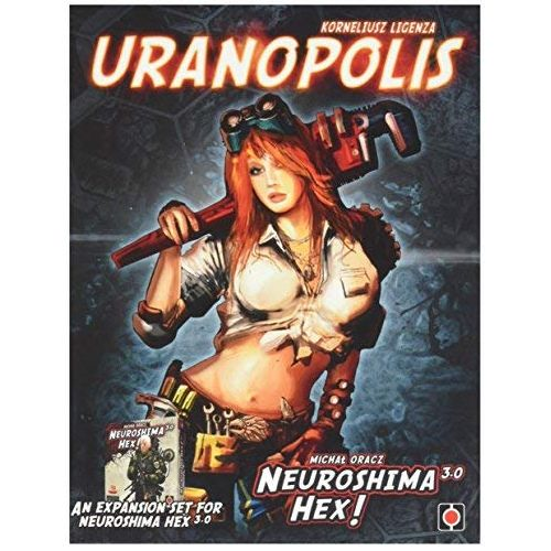 Neuroshima Hex: Uranopolis (3.0)