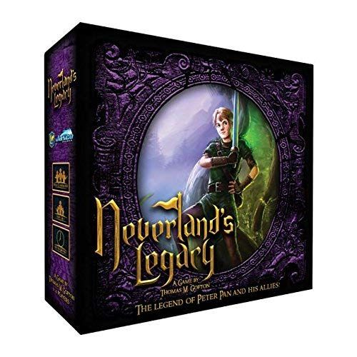 Neverland's Legacy (Boxed Board Game)