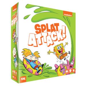 Nickelodeons Splat Attack!