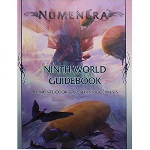 Numenera Ninth World Guide Book