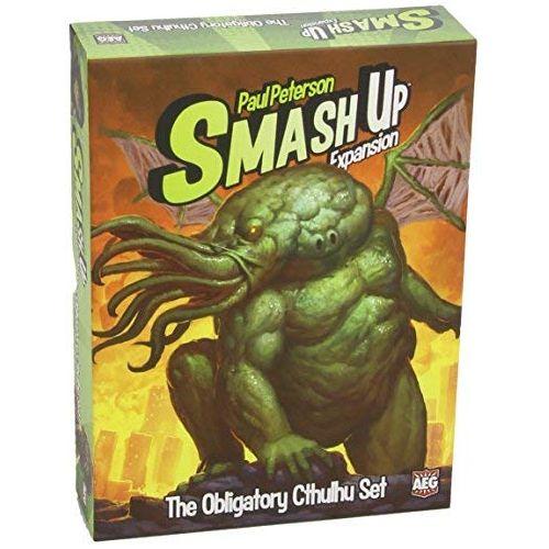 Obligatory Cthulhu Set: Smash Up