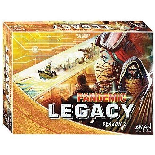 Pandemic Legacy Season 2 (Yellow)