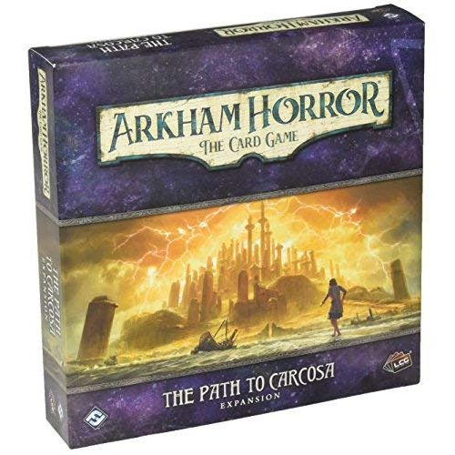 Path to Carcosa: Arkham Horror LCG Exp
