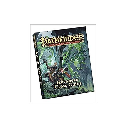 Pathfinder RPG: Advanced Class Guide Pocket Edition | Board Game | Zatu  Games UK