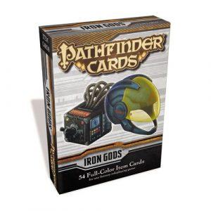 Pathfinder Campaign Cards: Iron Gods Item Cards