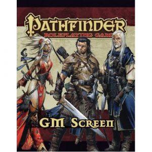 Pathfinder RPG: GM Screen