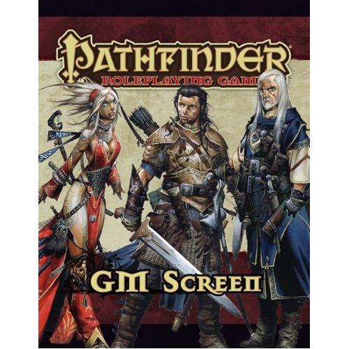 Pathfinder RPG GM Screen