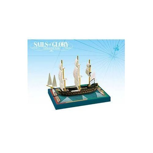 Petit Annibal 1782 / Leander 1798: Sails of Glory Ship Pack