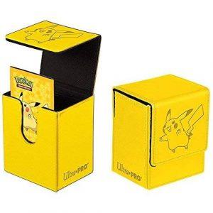 Pikachu Flip Box