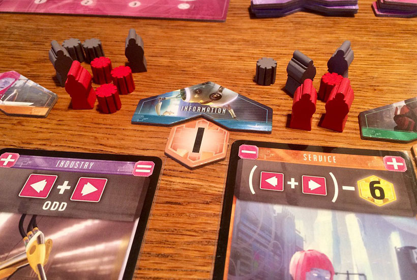 Playing Sentient Board Game