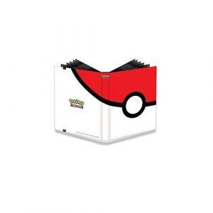 Pokeball Full-View PRO Binder for Pokemon