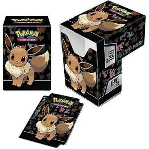 Pokemon: Eevee Full View Deck Box