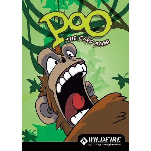 Poo The Card Game 3rd Edition