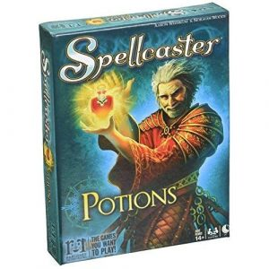 Potions: Spellcaster Expansion
