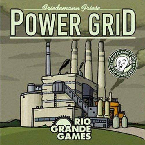 Power Grid Plant Exp DECK 2