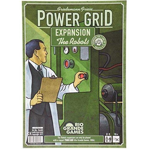 Power Grid: Robots