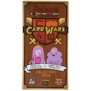 Princess Bubblegum vs Lumpy Space Princess: Adventure Time Card Wars