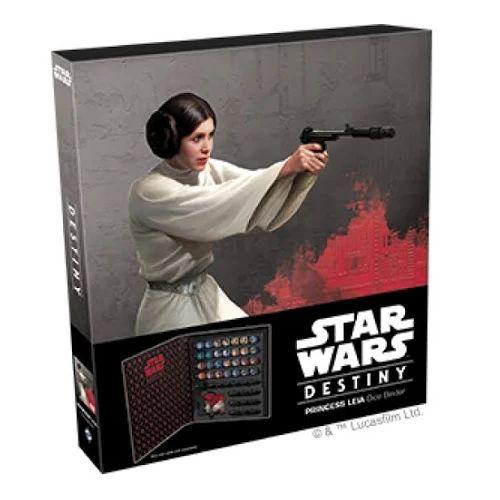 Princess Leia Dice Binder: Star Wars Destiny