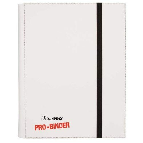 Pro Binder White