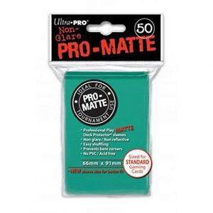 Pro Matte Aqua Deck Protector Sleeves