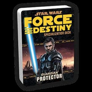 Star Wars: Force and Destiny RPG - Protector Specialization Deck