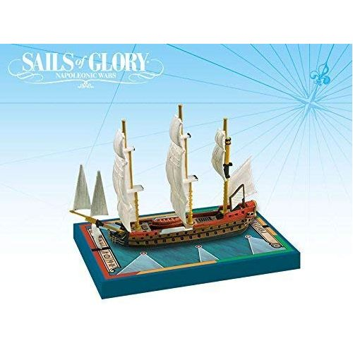 Protee 1772 / Eveille 1772: Sails of Glory Ship Pack