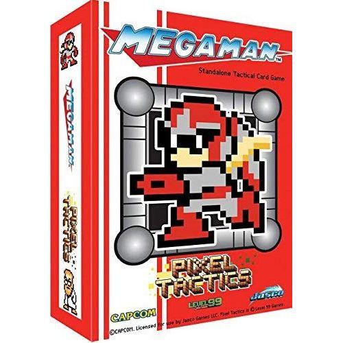 Proto Man Red Box: Pixel Tactics