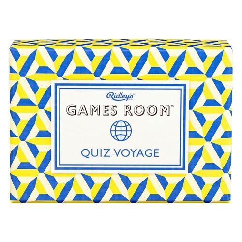 Quiz Voyage French