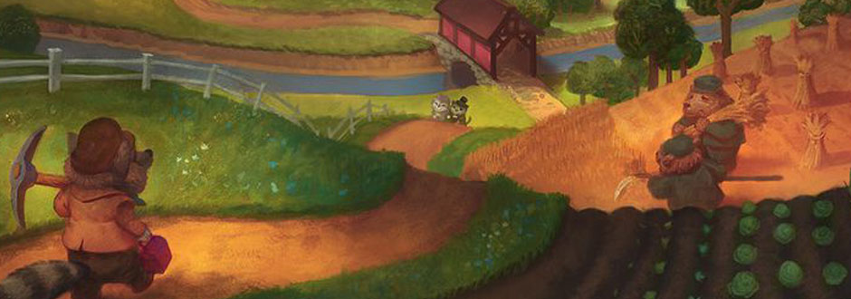 Raccoon Tycoon Preview