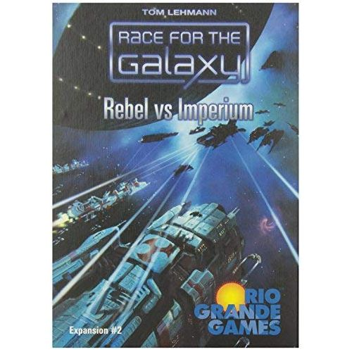 Race For The Galaxy Card Game Rebel vs Imperium Expansion