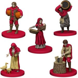 Red- Agricola Game Expansion