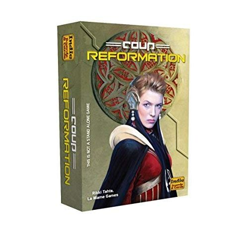 Reformation: Coup exp 2nd edition