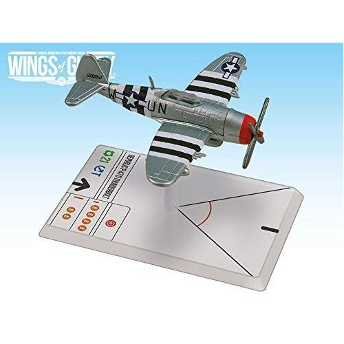 Republic P-47D Thunderbolt (Raymond)