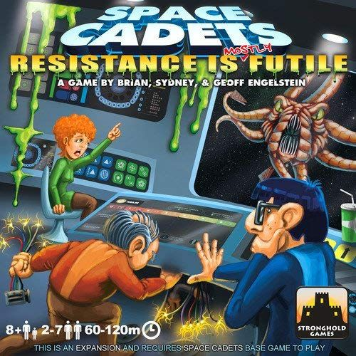 Resistance is mostly futile: Space Cadets exp.
