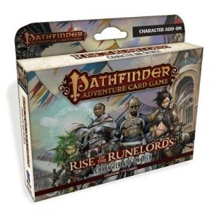 Pathfinder Adventure Card Game: Rise of the Runelords Character Add On