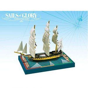 Sails of Glory: San Agustin 1768 / Bahama 1783