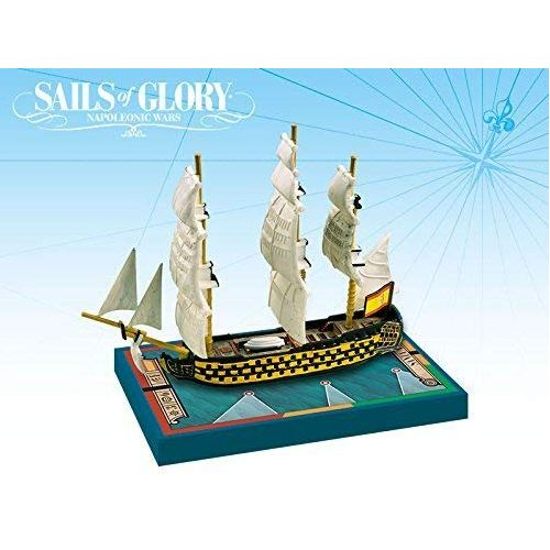 Santa Ana 1784 / Mejicano 1786: Sails of Glory Ship Pack
