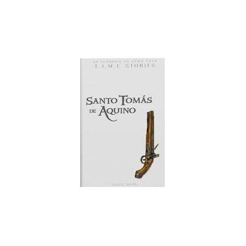Santo Tomas de Aquino: T.I.M.E. Stories Prequel to Exp 7