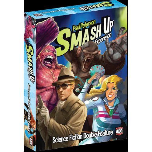 Science Fiction Double Feature: Smash Up Exp.3